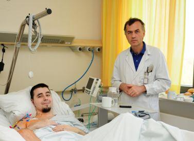 Антон и профессор К. Ранггер