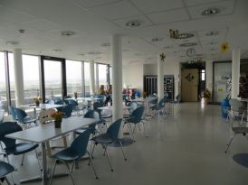 Кафетерий клиники
