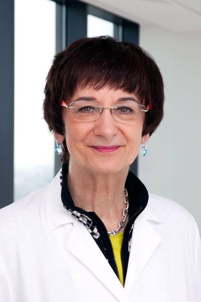 Виола Хах-Вундерле, ангиолог