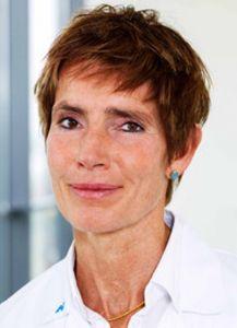 Эльке Йегер, онколог-терапевт