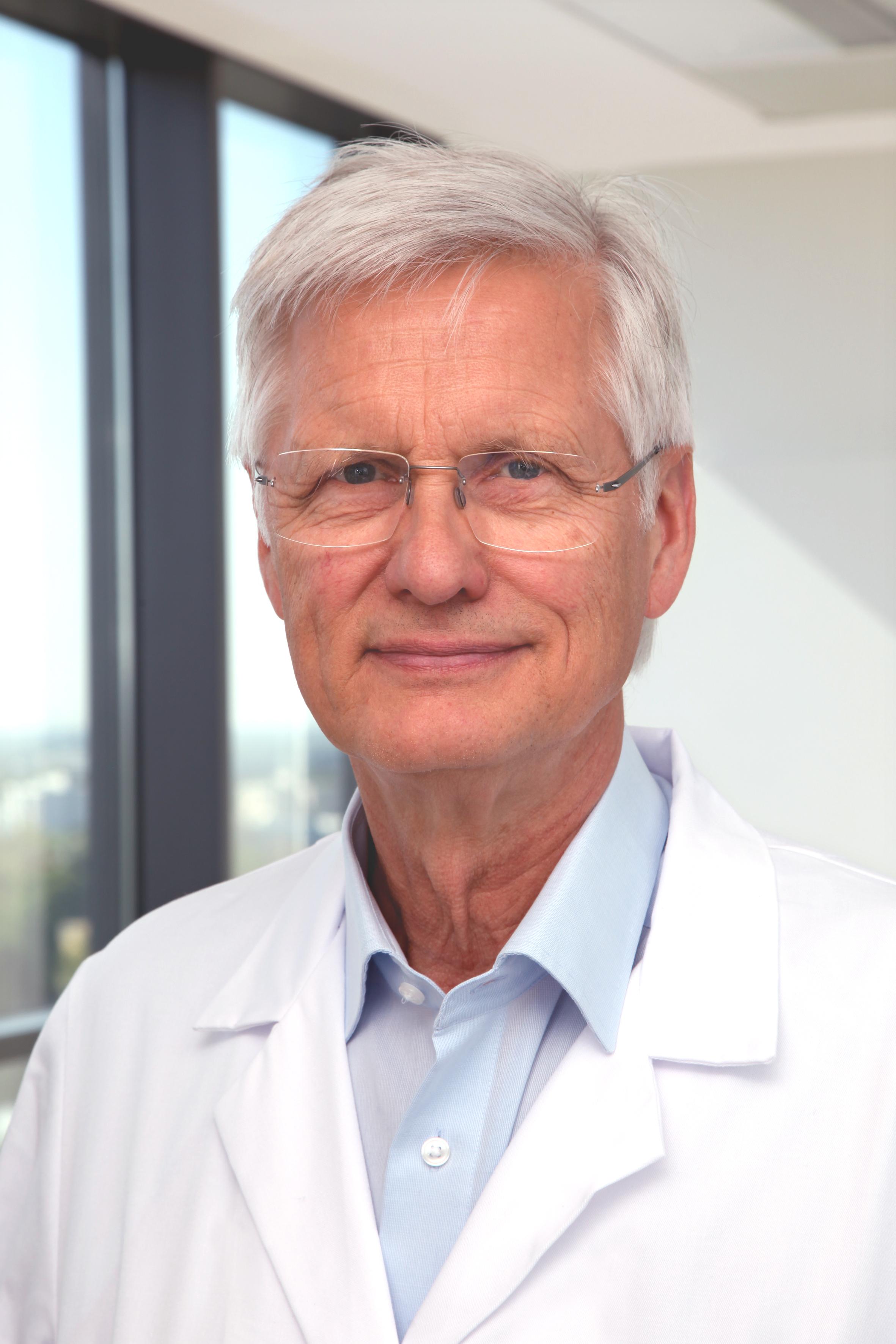 Ганс-Рудольф Тиннеберг, гинеколог
